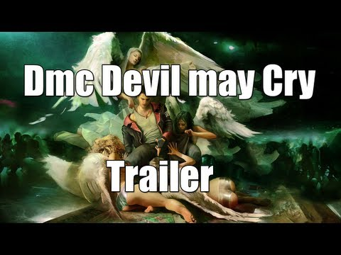 Dmc Devil May Cry - Gameplay Trailer By : GuigamesCL