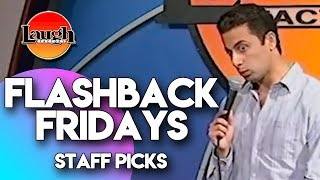 Flashback Fridays | Staff Picks | Laugh Factory Stand Up Comedy
