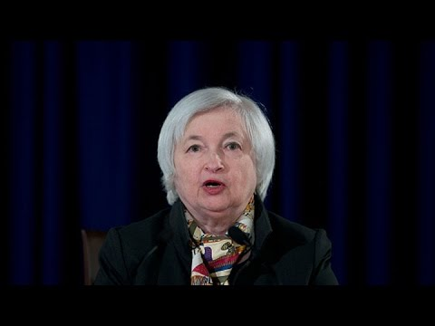 The Three Most Important Things Janet Yellen Said