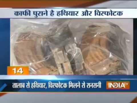 Explosives and detonators seized in Ludhiana