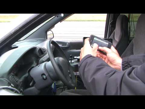 iDriver - iPhone remote controlled car