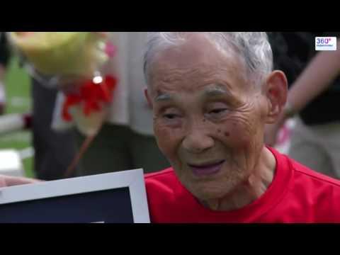 Старость - не радость, молодость - не жизнь, старики спортсмены