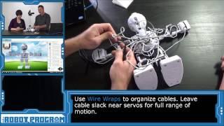 The Robot Program 002 - Building JD