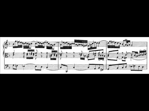 Бах Иоганн Себастьян - BWV 659 - Nun Komm der Heiden Heiland (Hii)