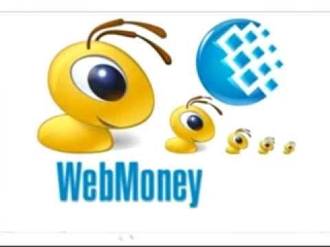 Видео как снять деньги с Вебмани Украина