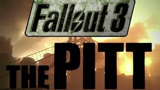 Fallout 3:The Pitt Gameplay Español parte 5 El Hoyo