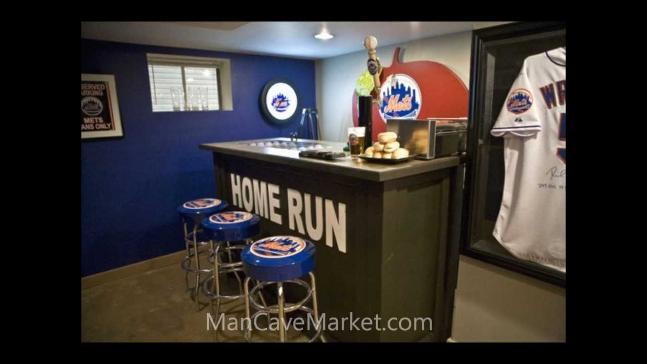 Garage Bar Mobile : Man cave ideas and designs slideshow youtube