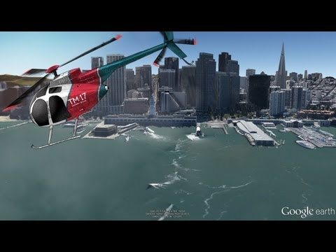 A new 3D frontier in Google Earth for mobile