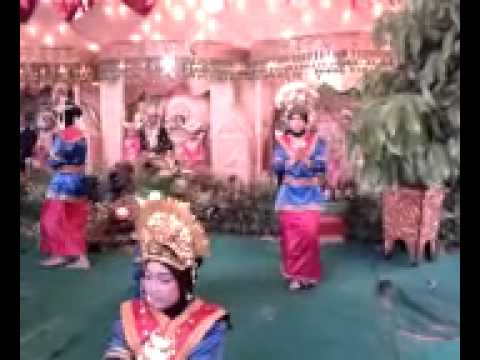 Tari Pasambahan-minang- Jemi& Ivan Wedding video