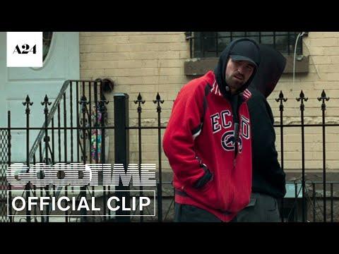 Good Time   Run   Official Clip HD   A24 streaming vf