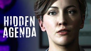 Hidden Agenda #1 АЖЭНТА ВСЕХ СПАСЕТ!
