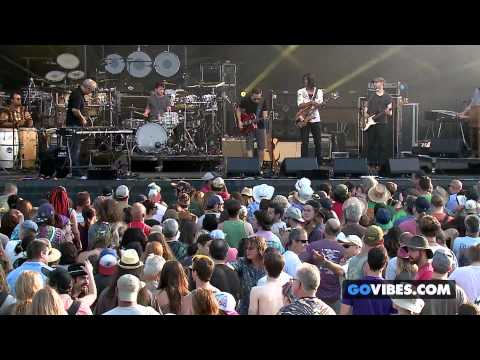 "Ryan Montbleau and Friends perform ""Never Gonna Be"" at Gathering of the Vibes Music Festival 2014"