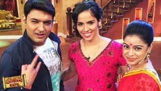 Comedy Nights with Kapil 2nd November  2014 FULL EPISODE | Saina Nehwal with Kapil Sharma