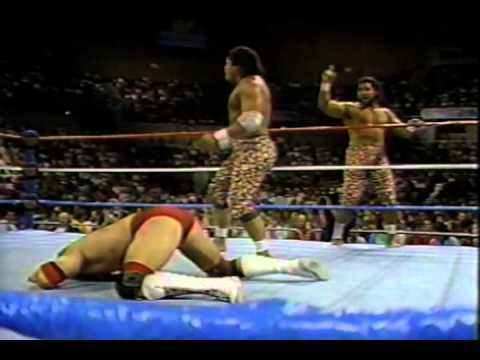 WWF Superstars of Wrestling in spanish Lucha libre  8/15/1987 ny ch47 with telemundo commercials pt3