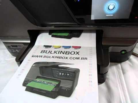HP OFFICEJET PRO 8600 PLUS IMPRESSÃO WIRELESS - BULKINBOX