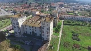 Ex OPG Montelupo Fiorentino Villa Medicea.
