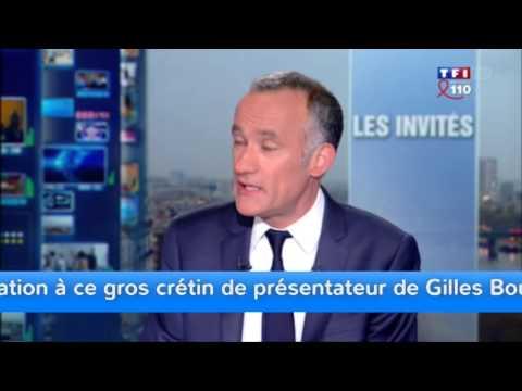 Gilles Bouleau fait polémique après ses propos sur le Sida au JT (Vidéo)