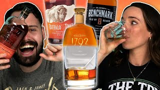 Irish People Try American Bourbon For The First Time