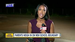 New Hillsborough Co. school boundaries meeting to gather input from parents