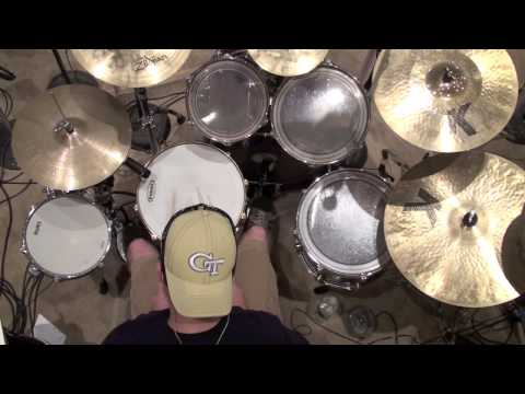 Careful - Paramore Drum Cover Hd video
