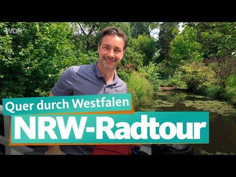 NRW-Radtour: Von den Externsteinen bis Xanten | WDR Reisen