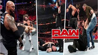 WWE RAW 15th July 2019 Highlights - WWE Monday Night Raw Highlights Full Show 07/14/2019