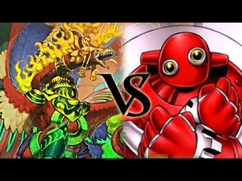 Fire Kings Vs Machina Gadgets - Yugioh Locals Round 1 (july 2014) video
