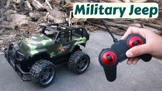 Remote Control Jeep/Car toys for Kids | Unboxing & Play RC Action