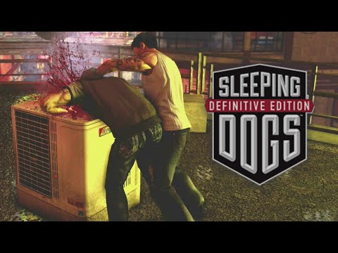 Sleeping Dogs: Definitive Edition (Xbox One) Gameplay