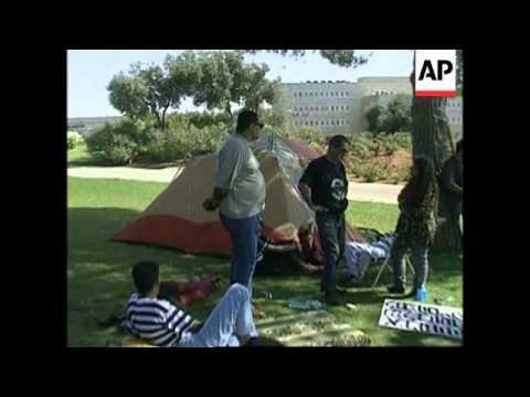W.Bank/Israel - Palestinian Collaborators