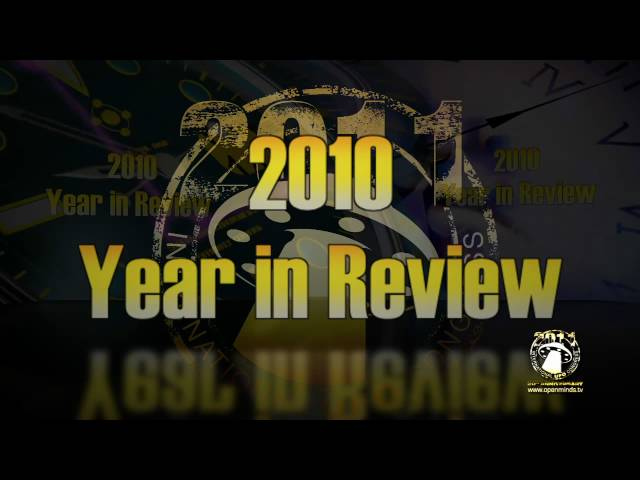 2011 IUFOC 2010 UFO News Year in Review