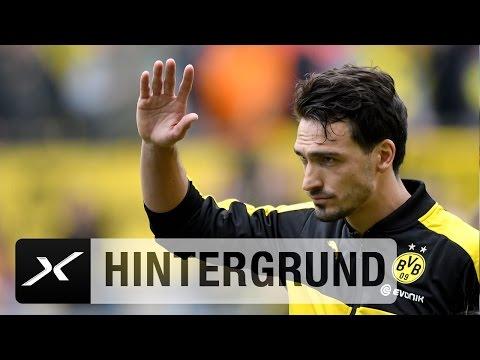 Mats Hummels' letztes Mal: Bloß keine Fehler machen | FC Bayern München - Borussia Dortmund