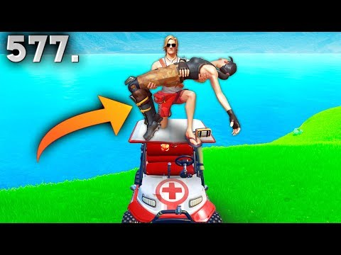 NEW WAY TO PLAY FORTNITE.. Fortnite Funny WTF Fails and Daily Best Moments Ep.577