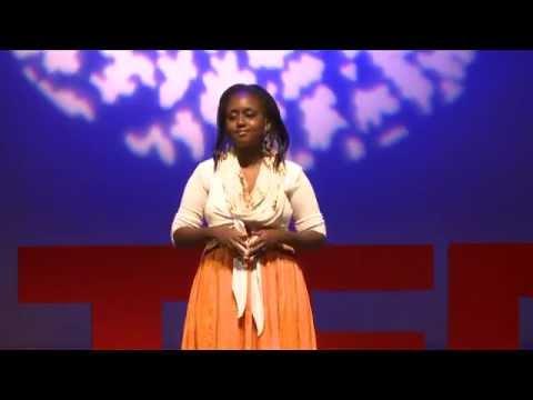 Julie Wangombe - The 22 Year old who wrote President Uhuru Kenyatta's Speech.