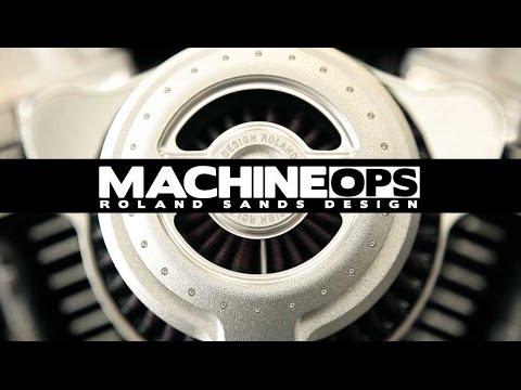 RSD Machine Ops