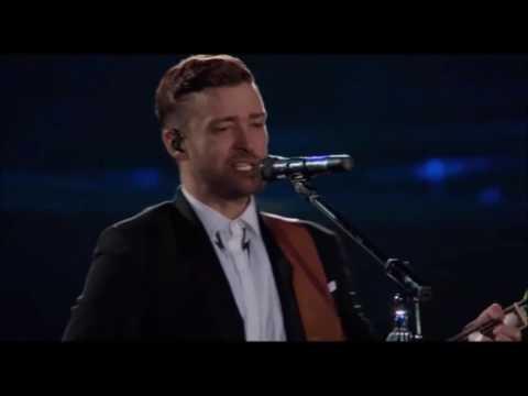 Justin Timberlake- What Goes Around Comes Back Around Live