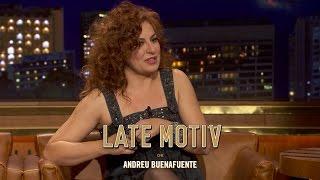 """LATE MOTIV - Pilar Jurado. """"No me importa ser diferente"""