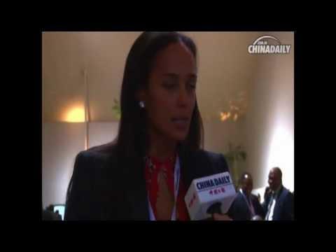 Entrevista a Isabel dos Santos - China Daily