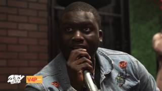 V4P: Zoey Dollaz Candid Interview w/ Lara Marcel & Fans