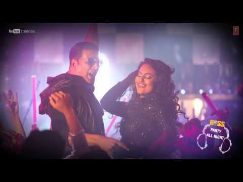 Party All Night Feat. Yo Yo Honey Singh Full Song video