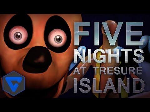 Que Personaje Eres De Five Nights At Treasure Island? | Test Bersgamer ( Five Nights At Freddy's ) video