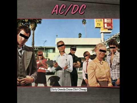 AC/DC - Dirty Deeds Done Dirt Cheap (3:46)