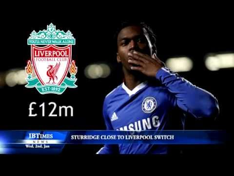 Sturridge close to Liverpool switch