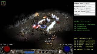 Diablo 2 - Ohm Rune Drop - Holy Grail (Single Player / Plugy)