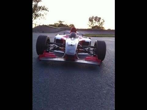 ULTIMATE FG  F1 FORMULA 1 1/5 LARGE SCALE GAS RC