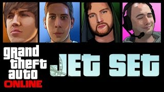 GTA 5 Online - Jet Set!