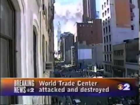 911FILES - 911  LIVE NEWS FOOTAGE.. VARIOUS NETWORKS