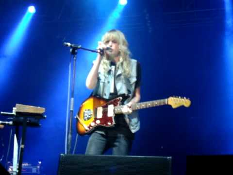 Ladyhawke - Dusk Til Dawn - Isle Of Wight Festival.