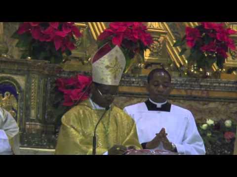 Thanksgiving Mass of Archbishop Fortunatus Nwachukwu