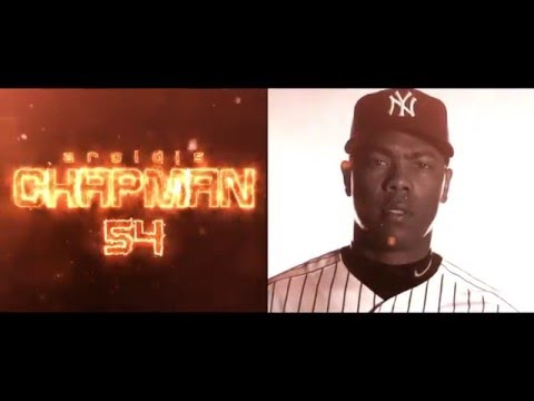 2016 Aroldis Chapman Entrance Video